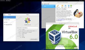 VirtualBox on CentOS 8 Linux