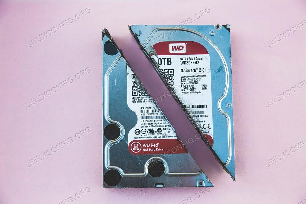 destroyed-hard-drive