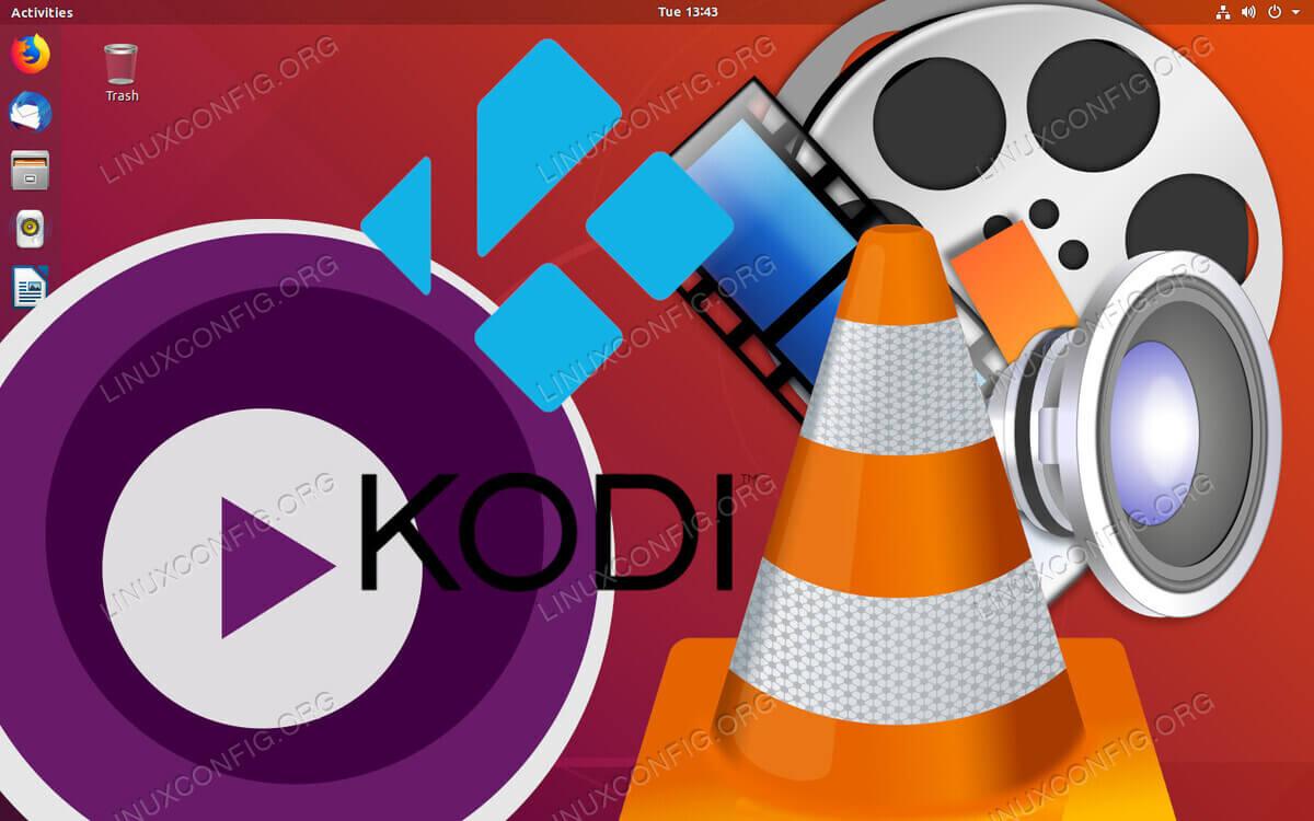 Ubuntu DVD Players