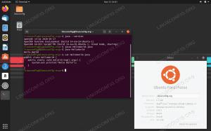 Java on Ubuntu 20.04 LTS Focal Fossa