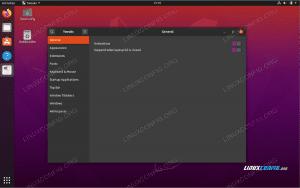 Tweak Tools on Ubuntu 20.04