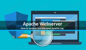 How to analyze and interpret Apache Log