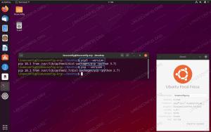 PIP and PiP3 on Ubuntu 20.04 Focal Fossa Linux
