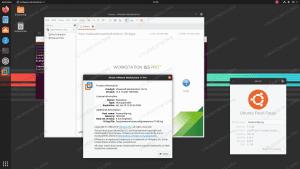 VMware Workstation PRO on Ubuntu 20.04 Focal Fossa Linux