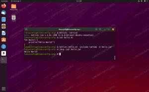 Kotlin on Ubuntu 20.04 Focal Fossa Linux