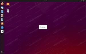 Restarting GUI on Ubuntu 20.04 Focal Fossa
