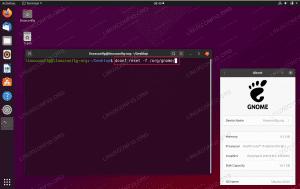 Reset GNOME Desktop Settings to Factory Default on Ubuntu 20.04 Focal Fossa