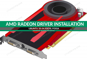 AMD Radeon Ubuntu 20.04 Driver Installation