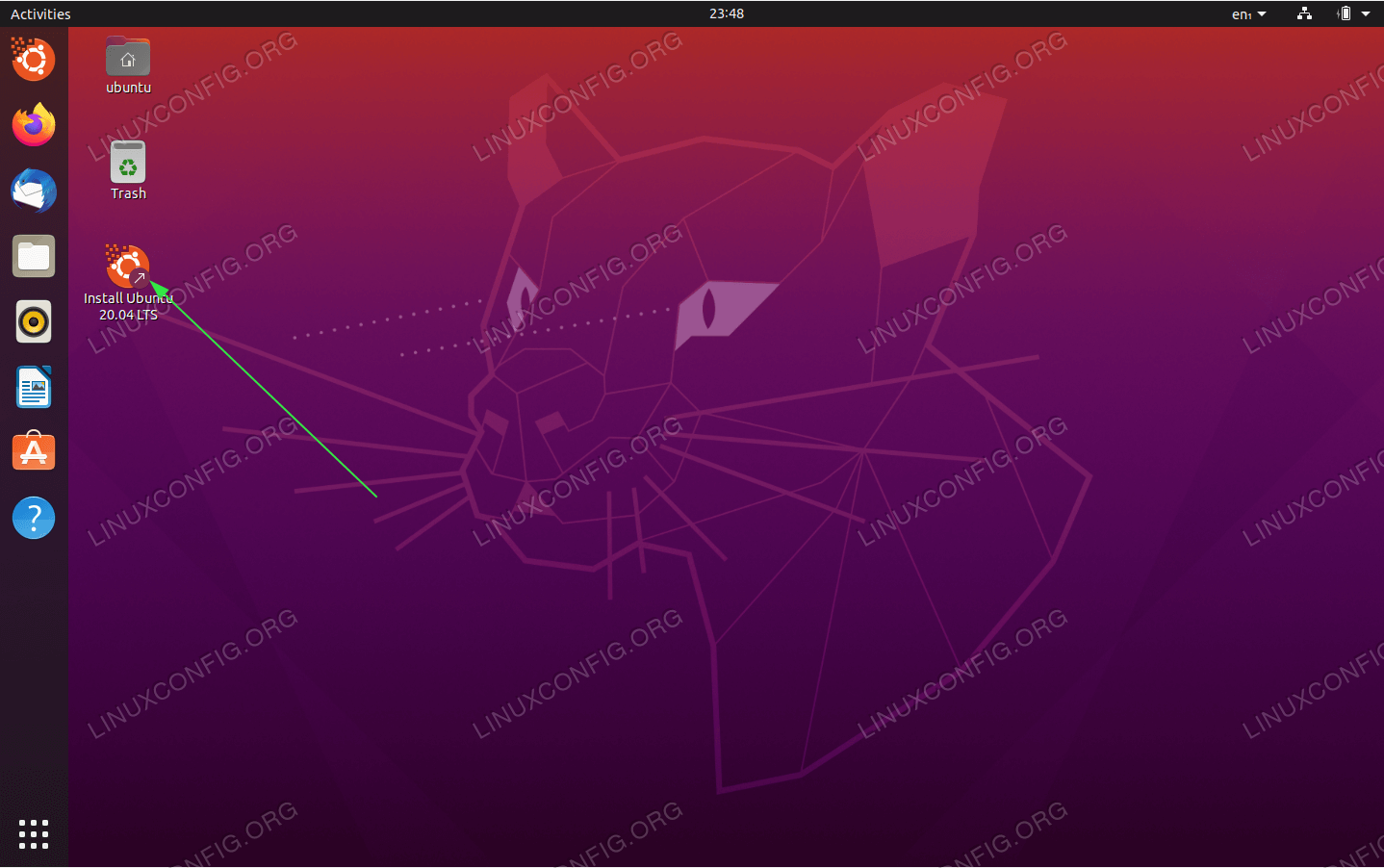 live ubuntu 20.04