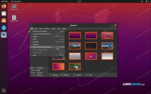 Configure Ubuntu 20.04 wallpaper slideshow