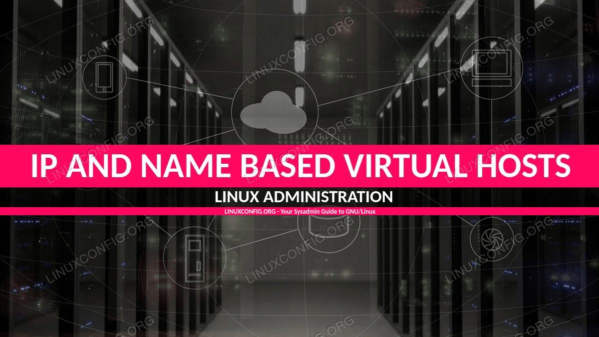 Apache IP and name based virtual hosts explained