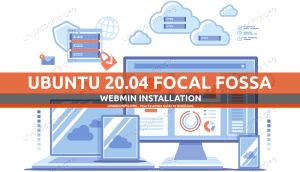 Ubuntu 20.04 Webmin Installation