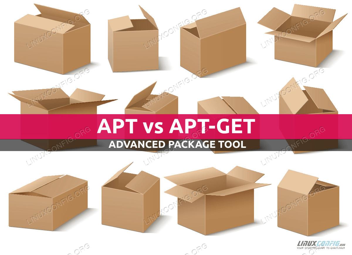 apt vs apt-get