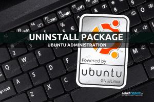 Ubuntu uninstall package Tutorial