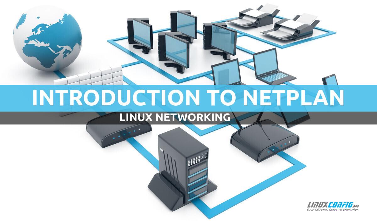 Netplan network configuration tutorial for beginners