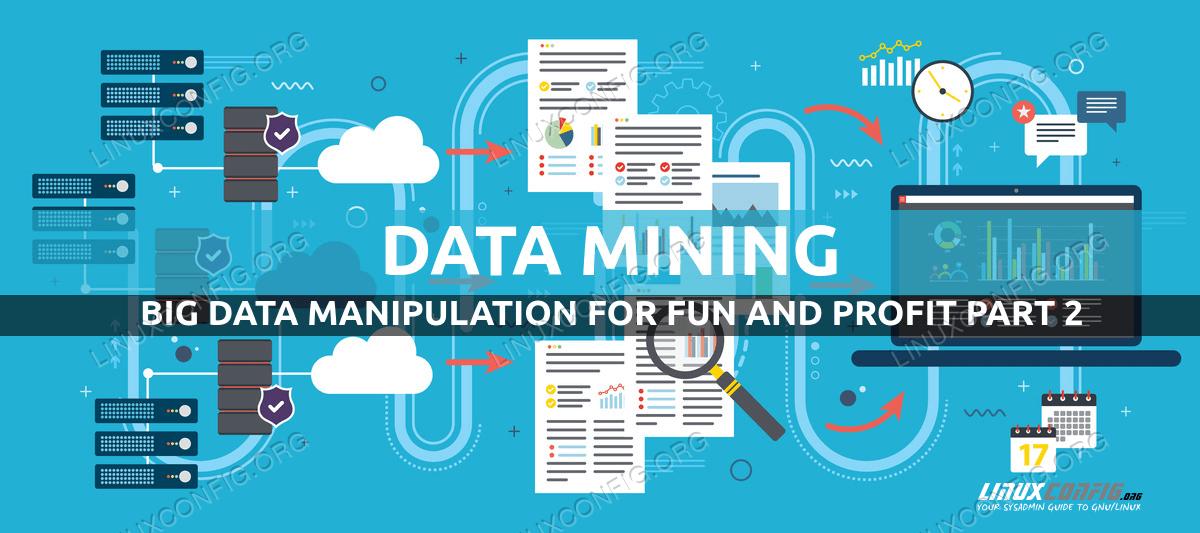 Big Data Manipulation for Fun and Profit Part 2