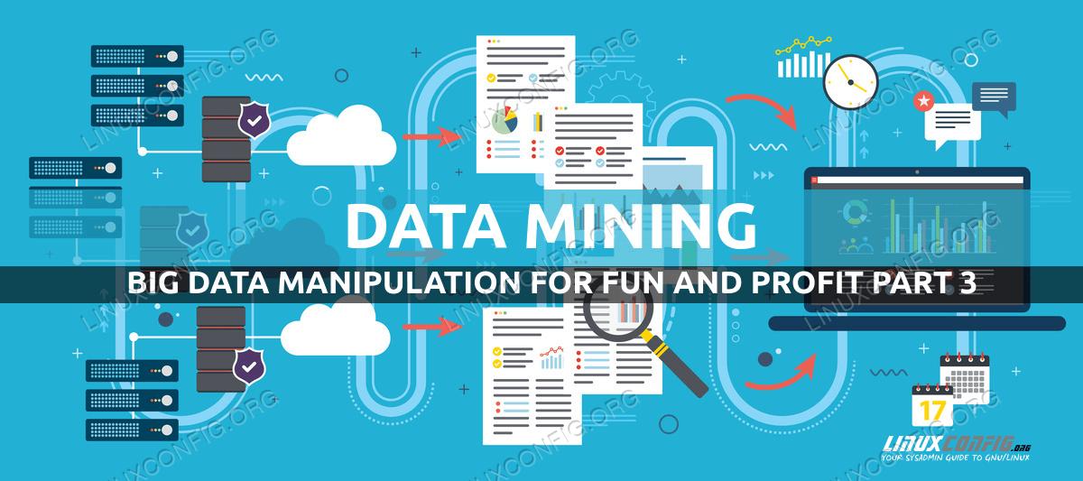 Big Data Manipulation for Fun and Profit Part 3