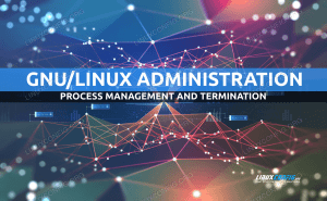 Process List Management and Automatic Process Termination