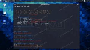 Using JoomScan on Kali Linux