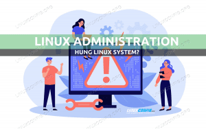 Hung Linux System? How to Escape to the Command Line and More