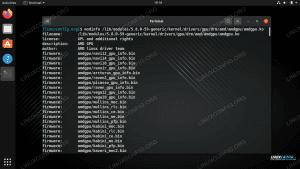 Managing kernel modules on Linux