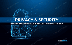 Regain your Privacy and Security in Digital Era